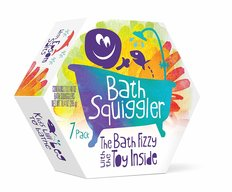 Bath Squiggler 7 Pc Gift Pack