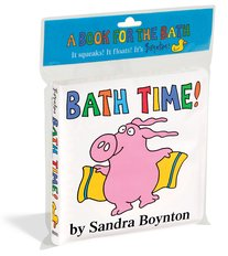 Bath Time by Sandra Boynton