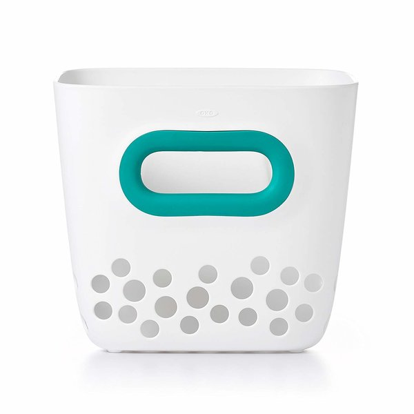 View larger image of Bath Toy Bin-Teal