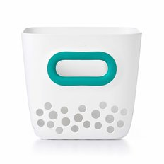 Bath Toy Bin-Teal