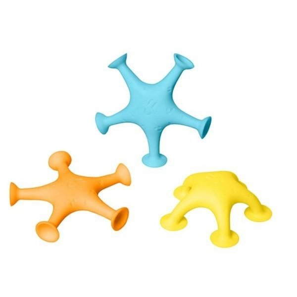 View larger image of Starfish Suction Bath Toys