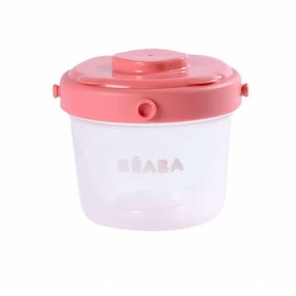 View larger image of 6pk Clip Containers-2/4oz-Pink