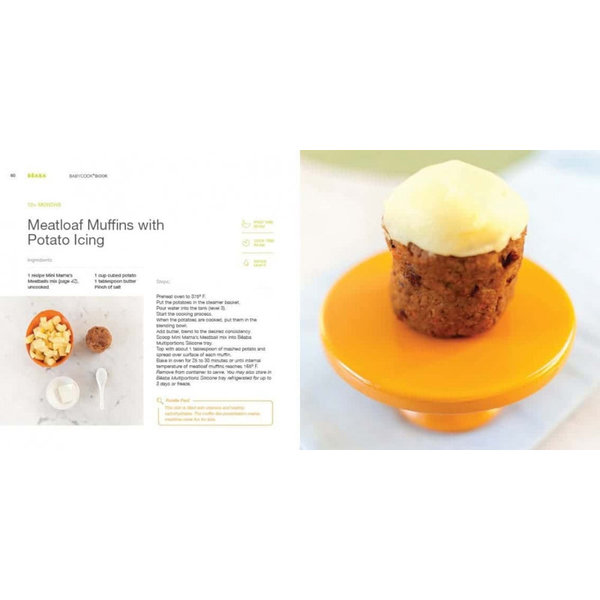 View larger image of Babycook Cookbook – New Edition