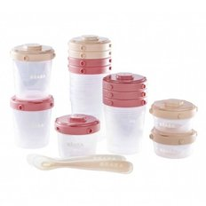 Clip Containers Set