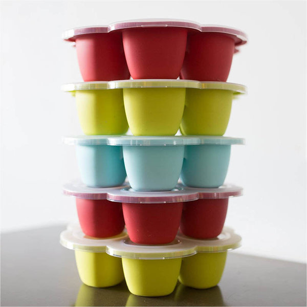 View larger image of Multiportions Silicone Tray with Cover – 5oz