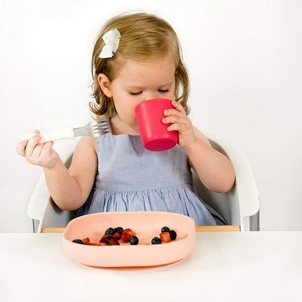 View larger image of Silicone Suction 4-Piece Meal Set