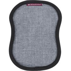 Baby Carrier Cooling Mat - Heather Grey