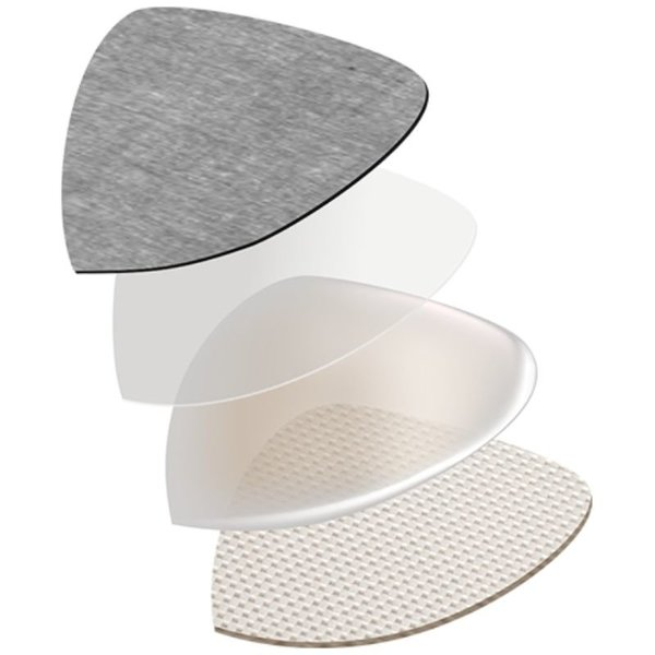 View larger image of Baby Carrier Cooling Mat - Heather Grey