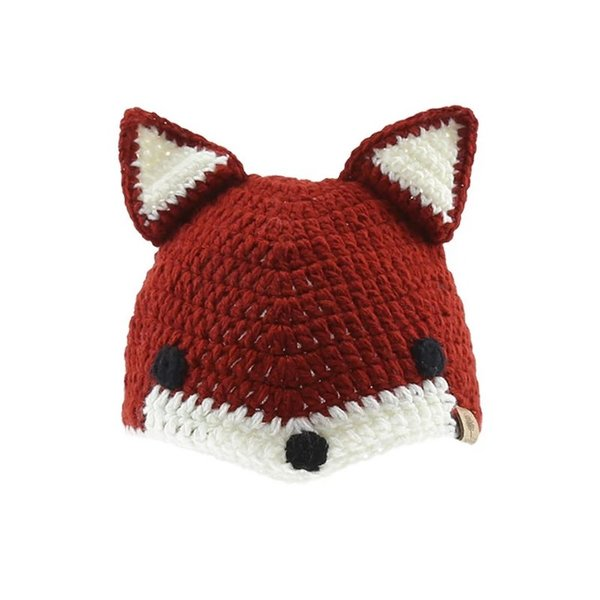 View larger image of Fox Beanie - Rusty