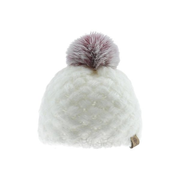 View larger image of Knit Hat - Off White