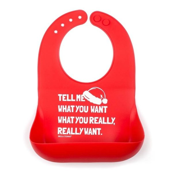 View larger image of Bib - Tell Me What You Want