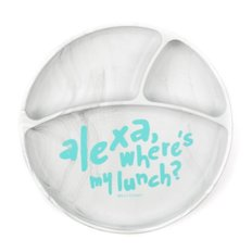 Silicone Suction Plate - Alexa