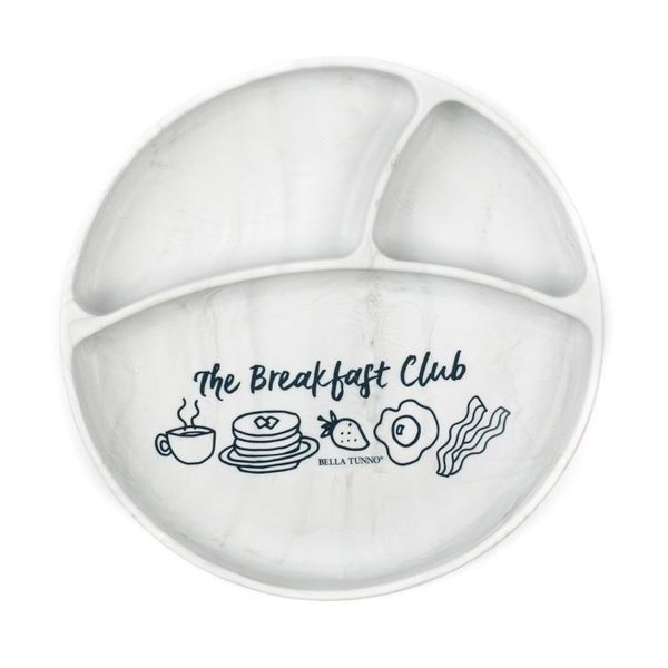 View larger image of Silicone Suction Plate - Breakfast Club
