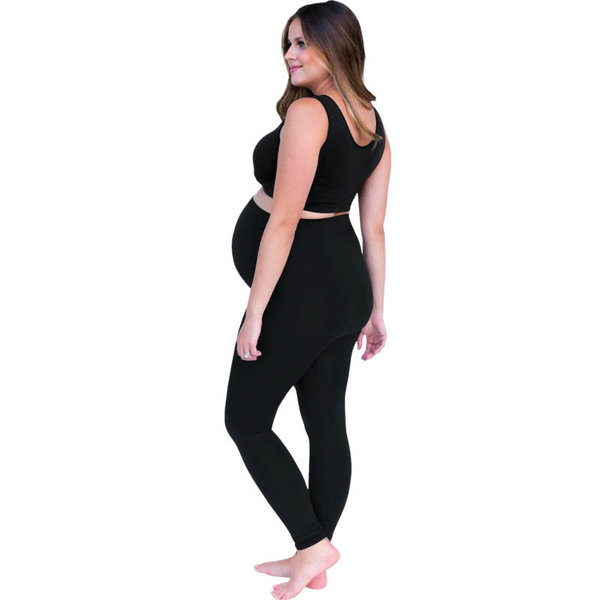 View larger image of Bump Support Leggings - Black