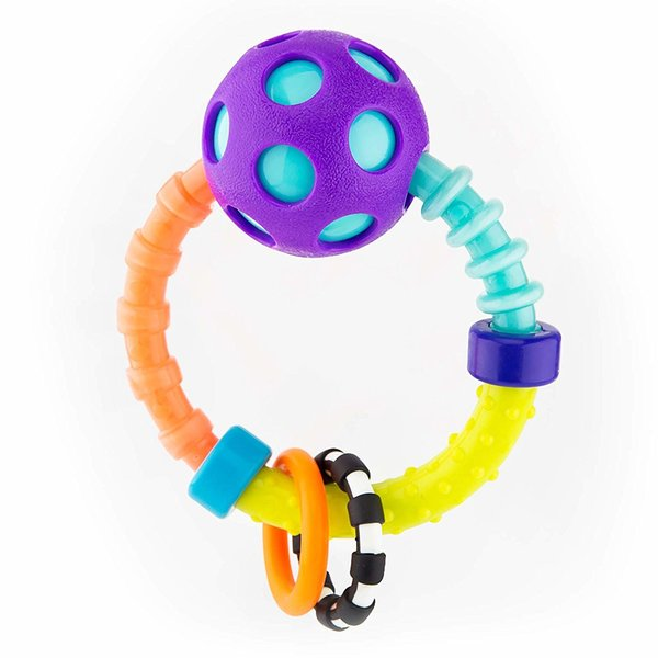View larger image of Bend & Flex Ring Rattle
