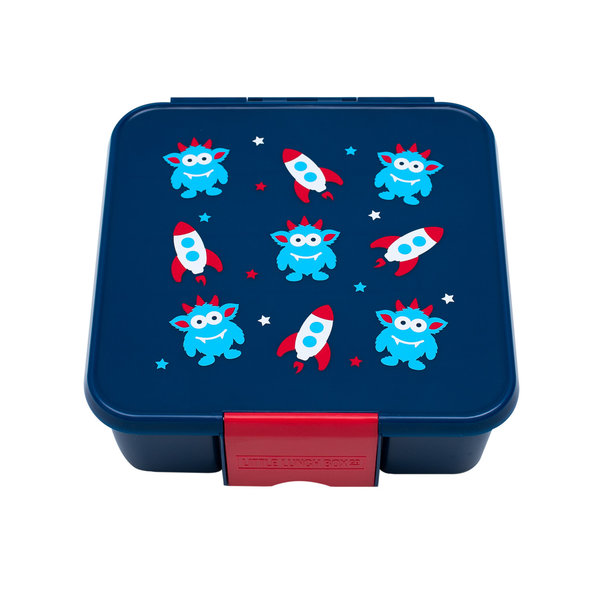 View larger image of Bento Three Lunch Box - Space