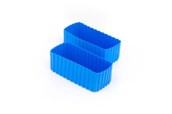 View larger image of Bento Cups Rectangle – Blue
