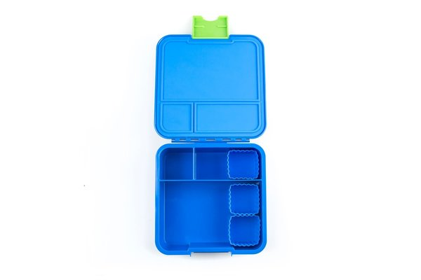 View larger image of Little Lunch Box Co. Bento Cups Square - Blue
