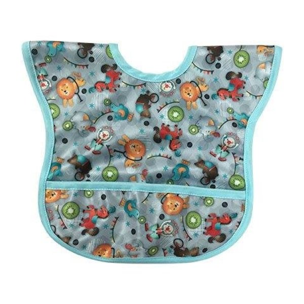 View larger image of Best Ever Bib-Circus