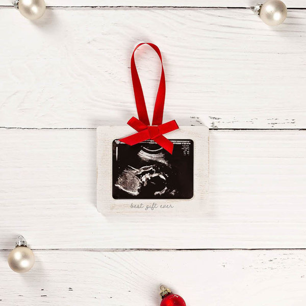 View larger image of Best Gift Ever Sonogram Ornament