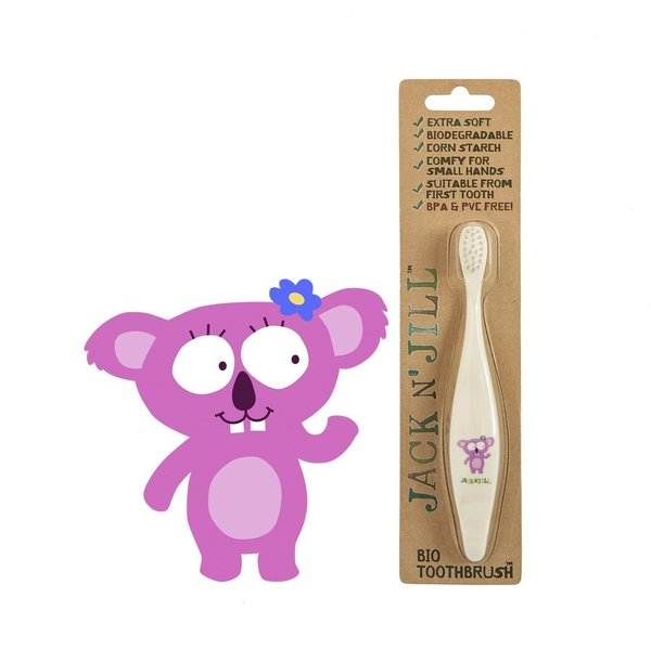 View larger image of Biodegradable Toothbrush