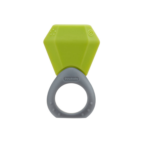 View larger image of Birthstone Ring Teether - August