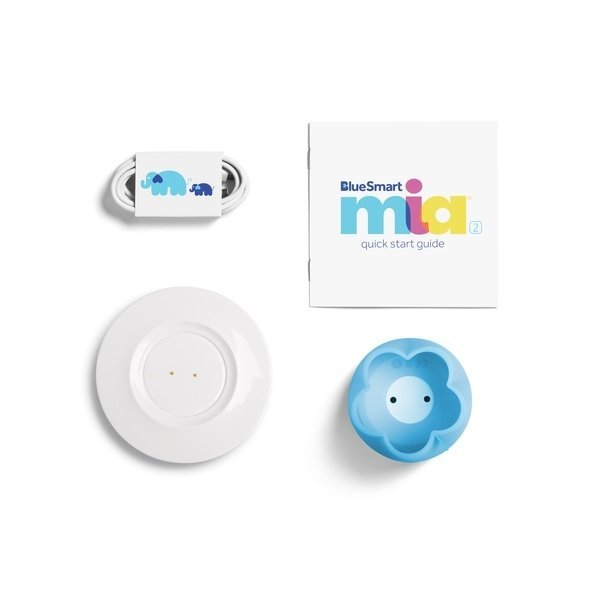 View larger image of BlueSmart mia2 - Intelligent Baby Feeding Monitor - Pink