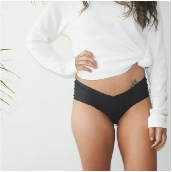 View larger image of Under Bump Undies - Black