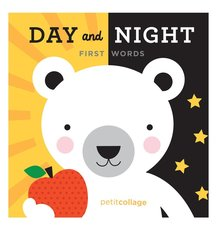 Day and Night - Baby Accordion Book