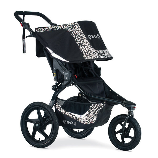 View larger image of Revolution Flex 3.0 Jogging Stroller