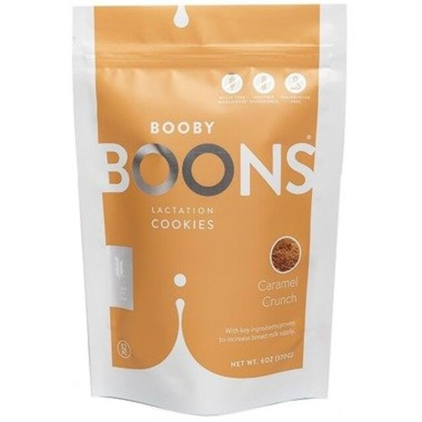 View larger image of Booby Boons -Caramel Crunch