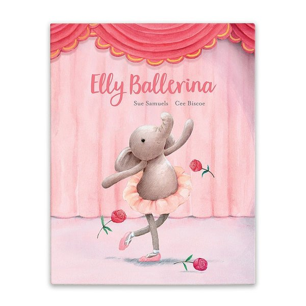 View larger image of Book-Elly Ballerina