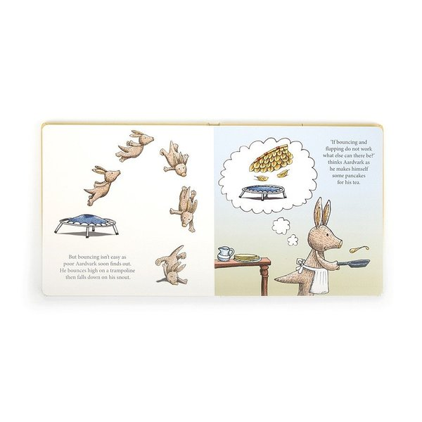 View larger image of The Flying Aardvark Book