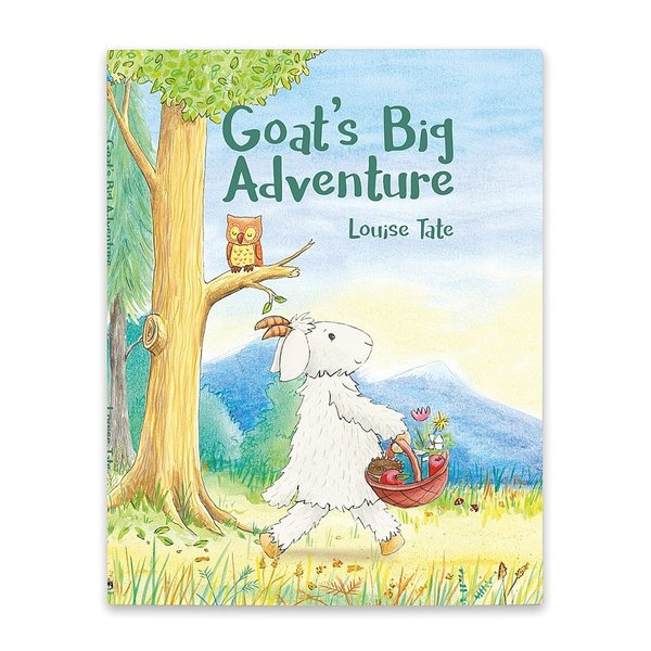 View larger image of Book - Goat's Big Adventure