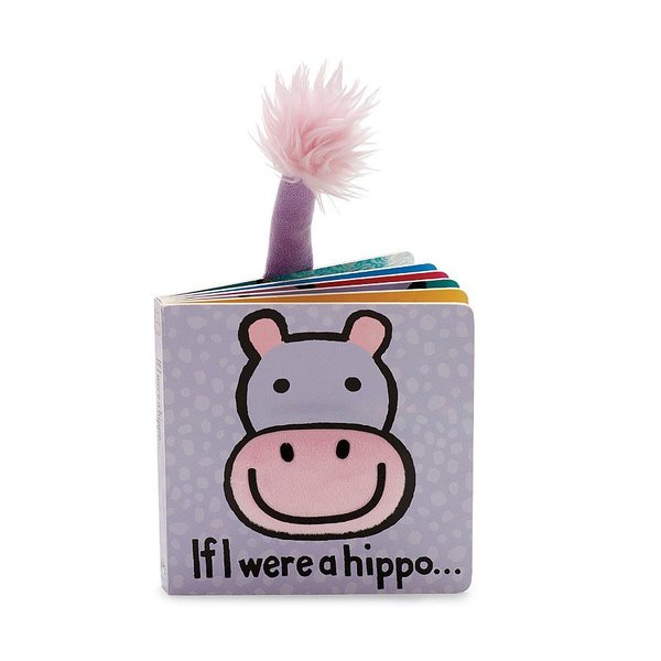 View larger image of If I Were a Hippo Board Book