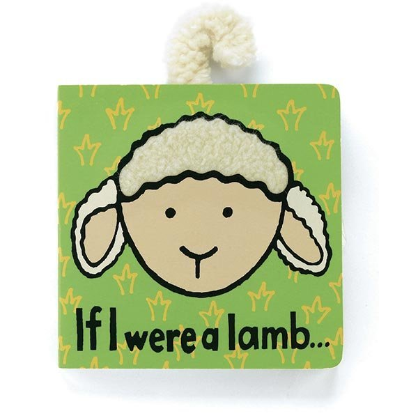 View larger image of If I Were A Lamb Board Book