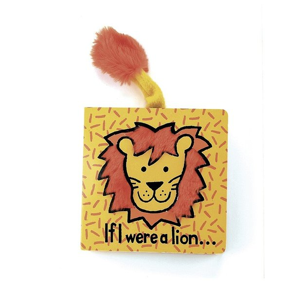View larger image of If I Were a Lion Board Book