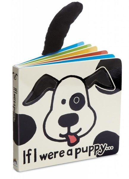 View larger image of If I Were A Puppy Board Book