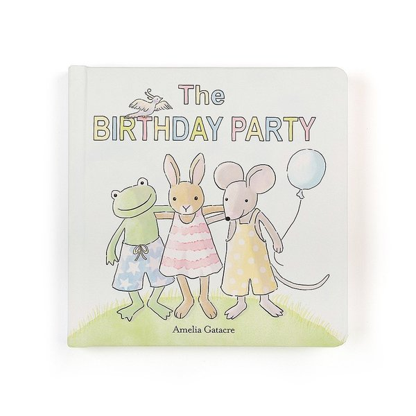 View larger image of Book-The Birthday Party