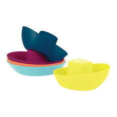 Fleet Stacking Boats Bath Toy