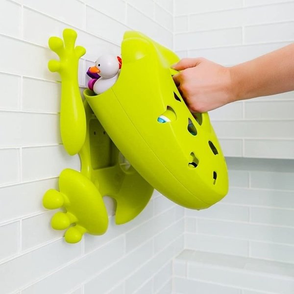 View larger image of Frog Pod Bath Toy