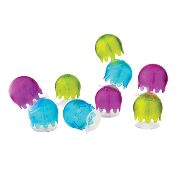 View larger image of Jellies Suction Cup Bath Toys