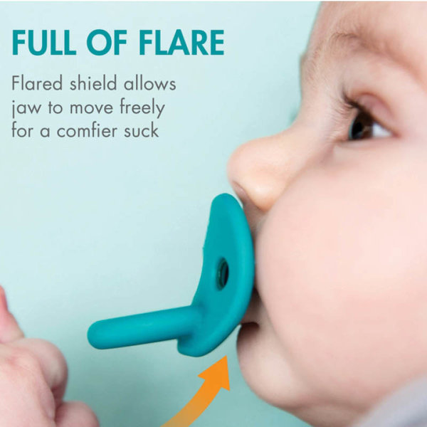 View larger image of JEWL Silicone Pacifier - 4 Pack