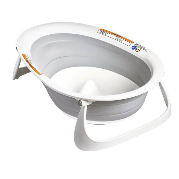 View larger image of Naked Collapsible Baby Bath Tub