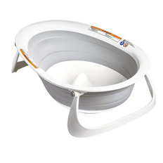 Naked Collapsible Baby Bath Tub