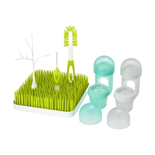 View larger image of NURSH Bottle And Grass Bundle