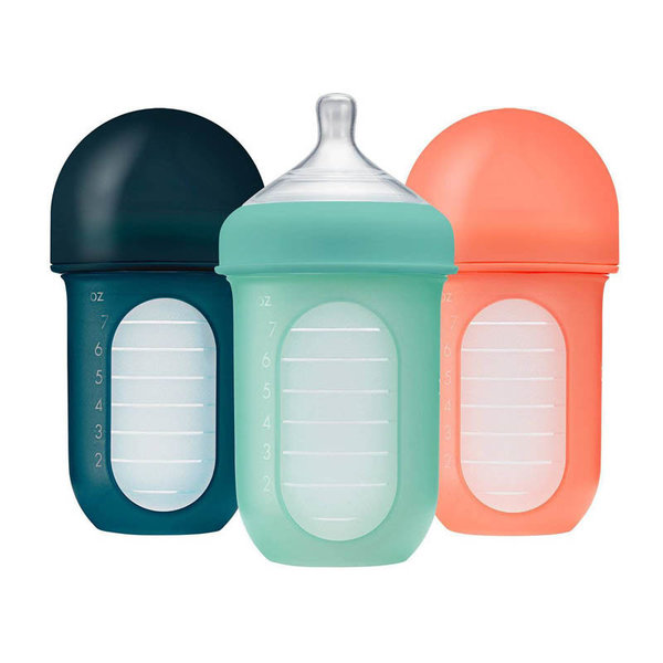 View larger image of NURSH Silicone Bottle 3 Pack - 8oz