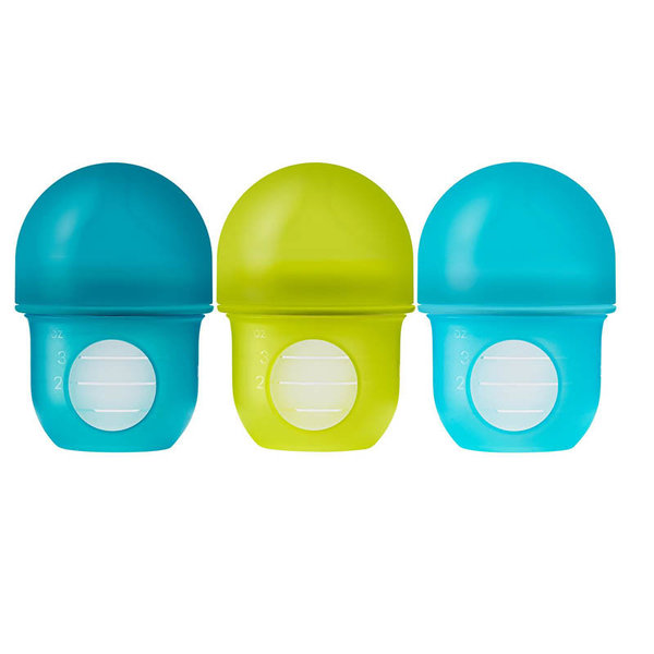 View larger image of NURSH Silicone Bottle 3 Pack - 4oz