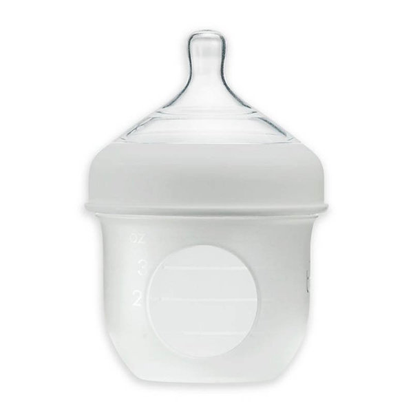 View larger image of NURSH Silicone Pouch Bottle - 4 oz