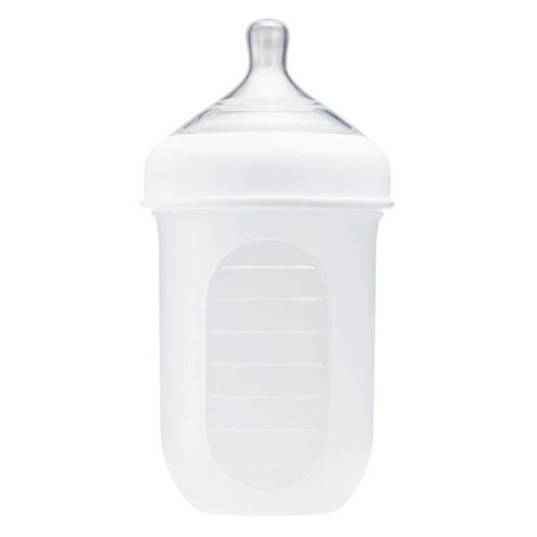 View larger image of NURSH Silicone Pouch Bottle - 8 oz